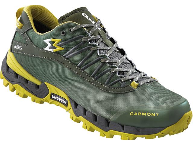 Garmont 9.81 N Air G 2.0 GTX Shoes Men green/olivine